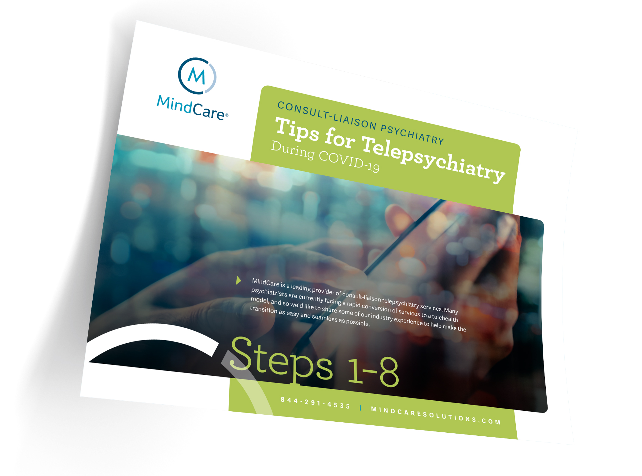 Consult-Liason Psychiatry Tips for Telepsychiatry During COVID-19