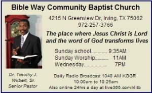 Bible Way Irving