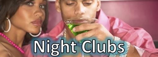 Black Night Clubs in Dallas