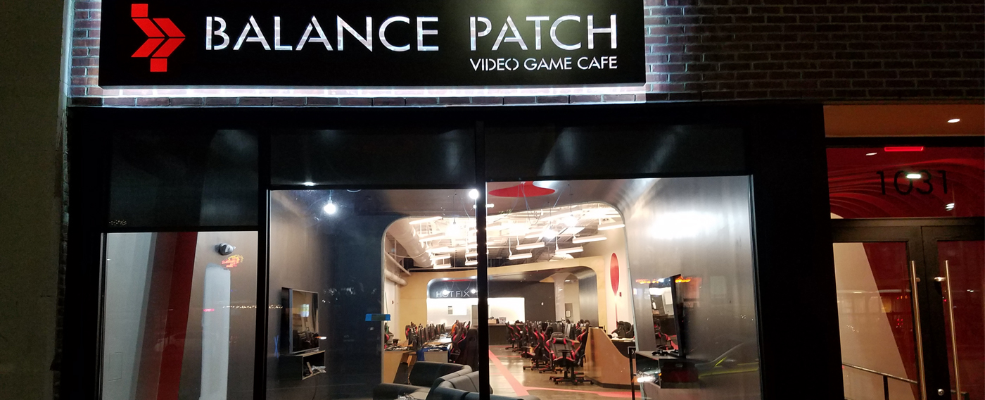Social Gaming Cafe