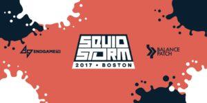 Squidstorm 2017 (Splatoon 2)