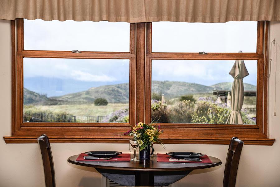 Inn at the Pinnacles guest suite