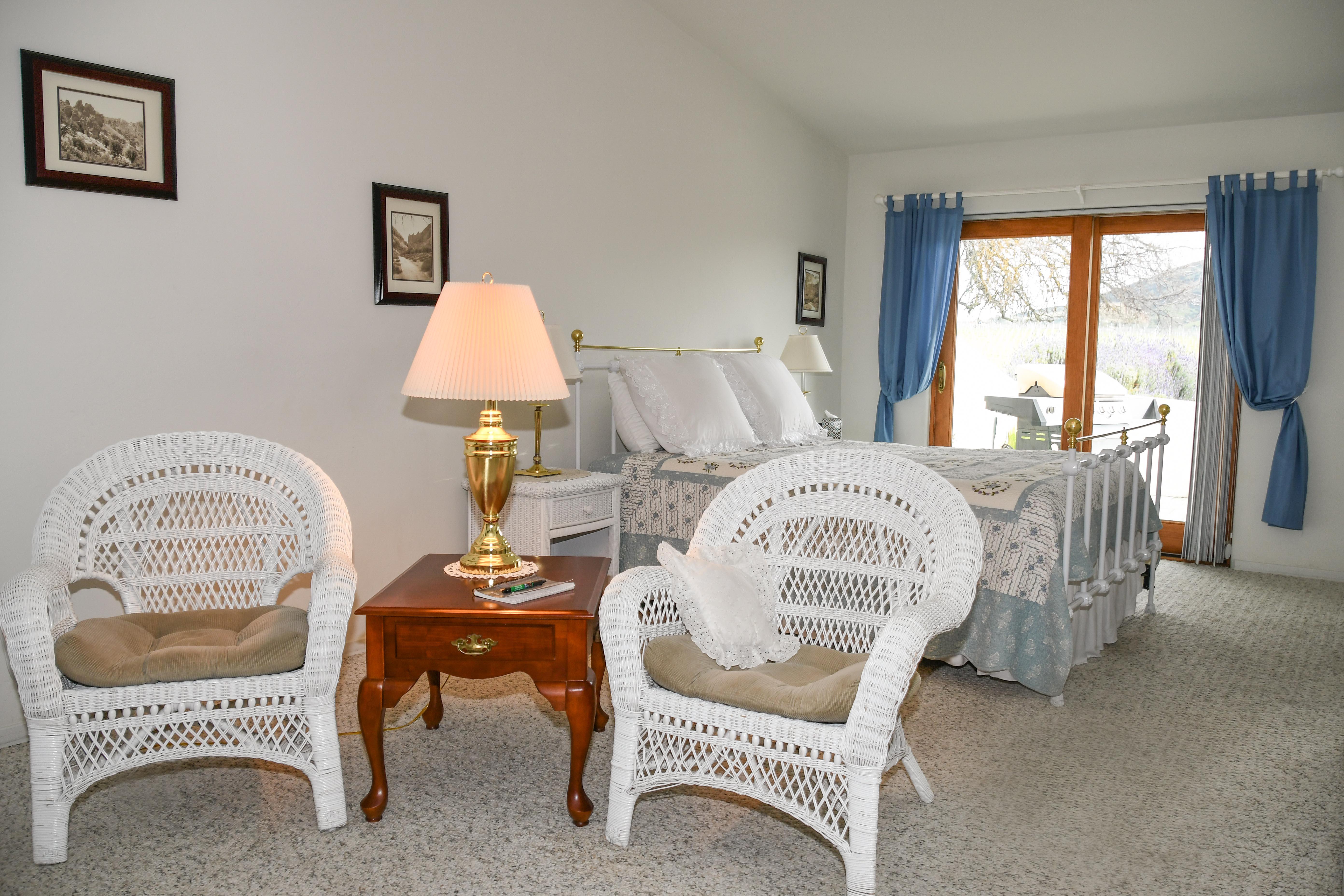 Cottonwood Room 1   Luxury Bed and Breakfast Inn