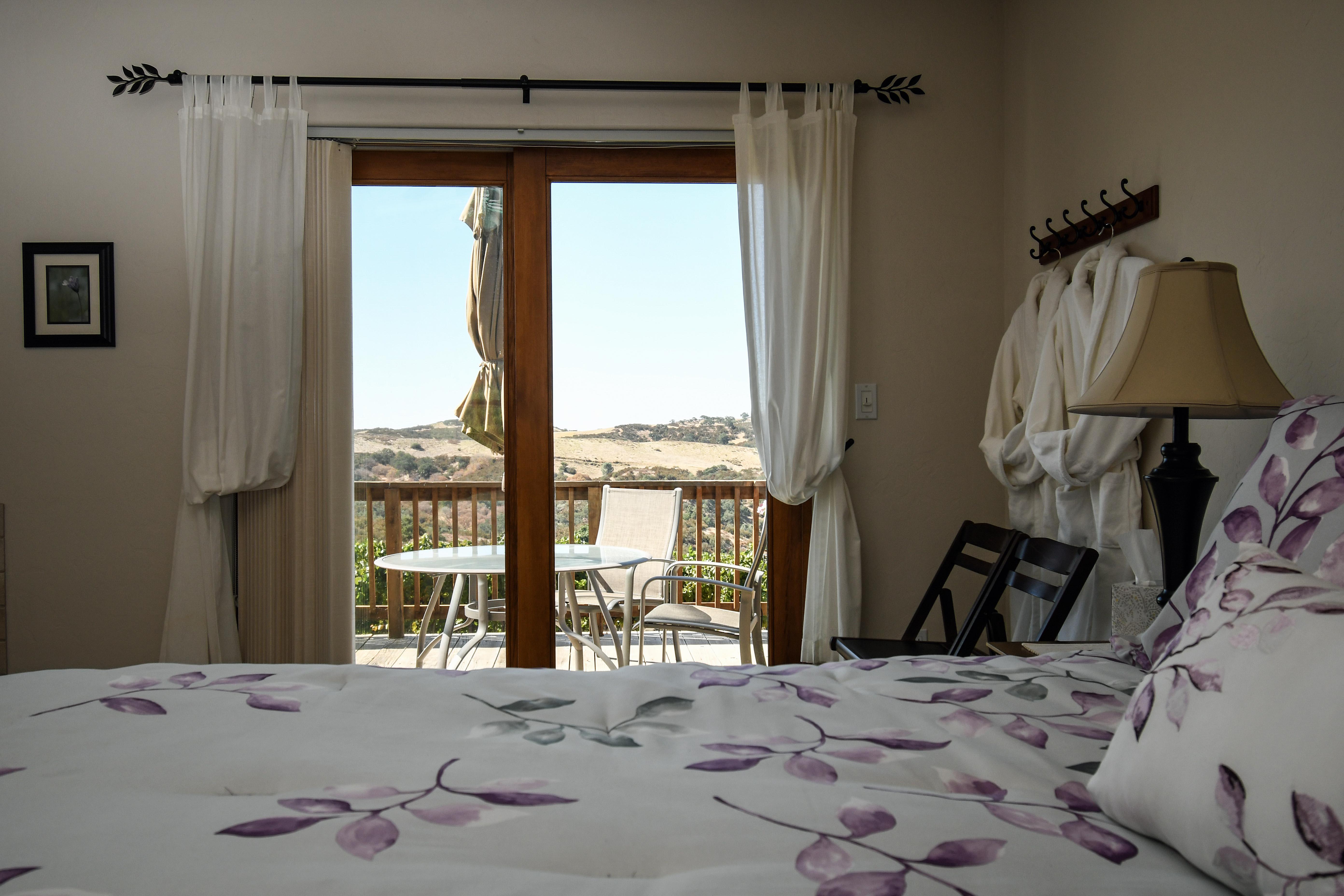 Manzanita Room 2 | Luxury Bed and Breakfast Inn