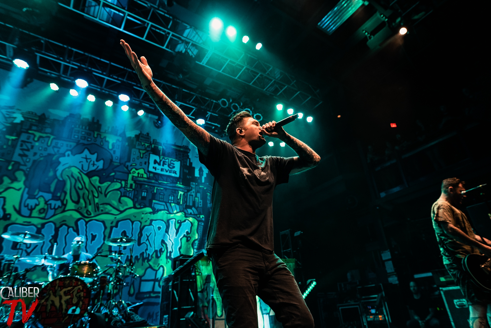 The Sick Tour – Silver Spring, MD – 5.22.18
