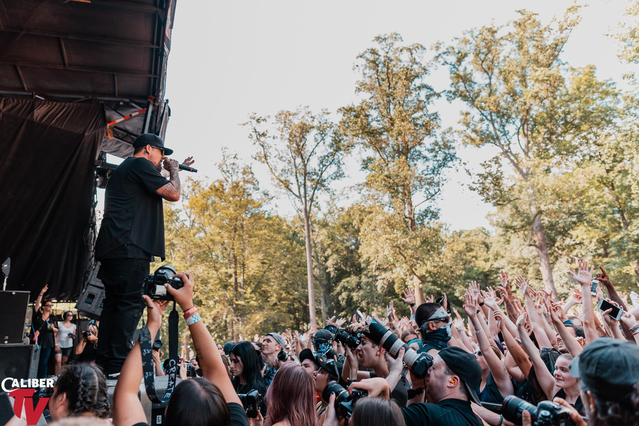 Vans Warped Tour: The Final Run (Part 1) – Columbia, MD – 7.29.18