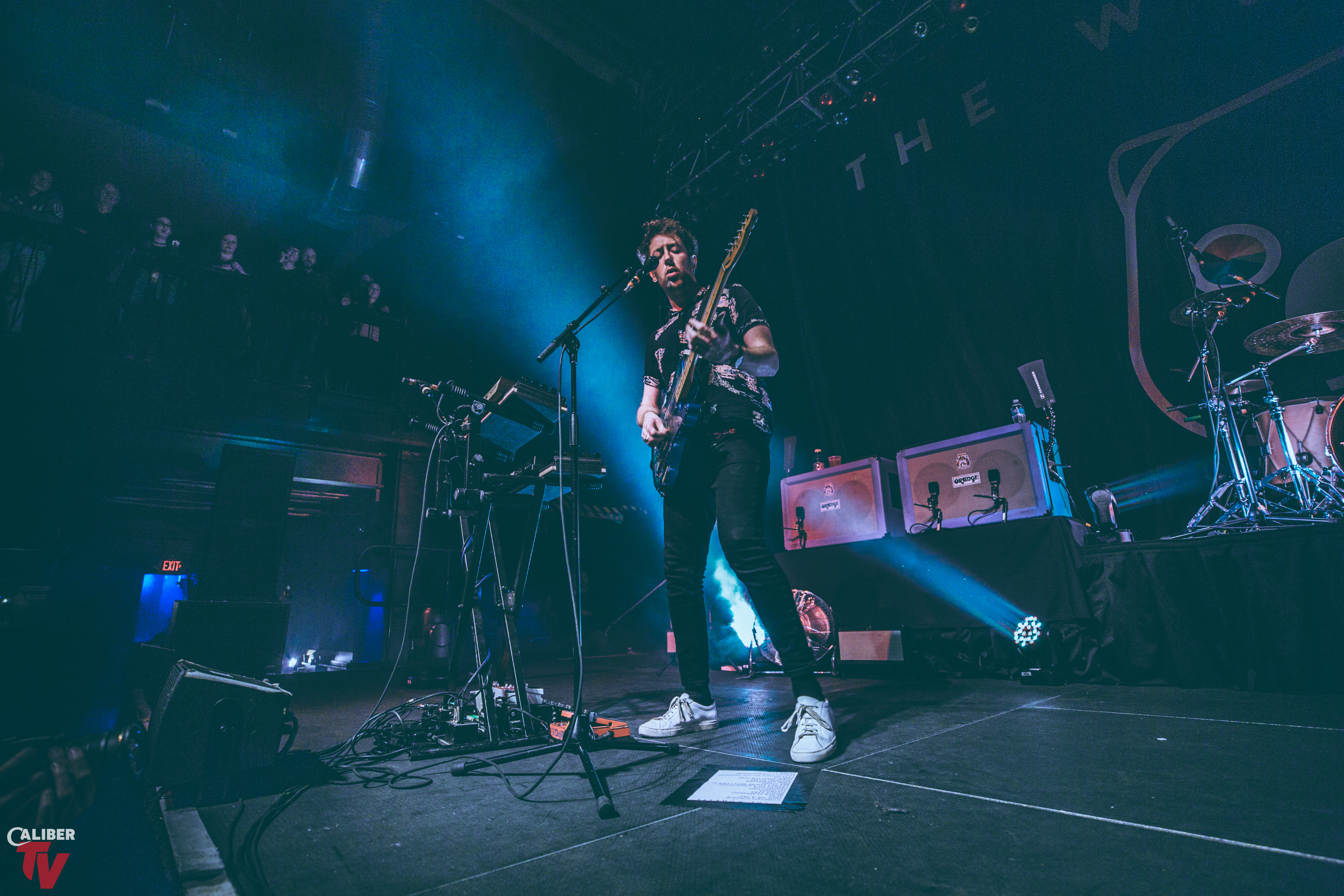 The Wombats – Baltimore, MD- 10.20.18