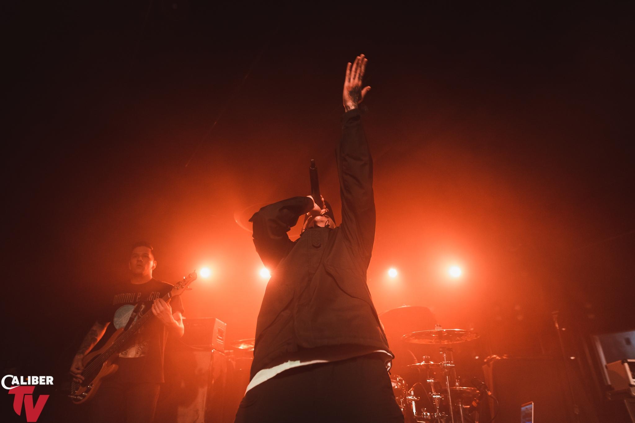 Knocked Loose & Sylar – Sacramento, CA – 11.3.18
