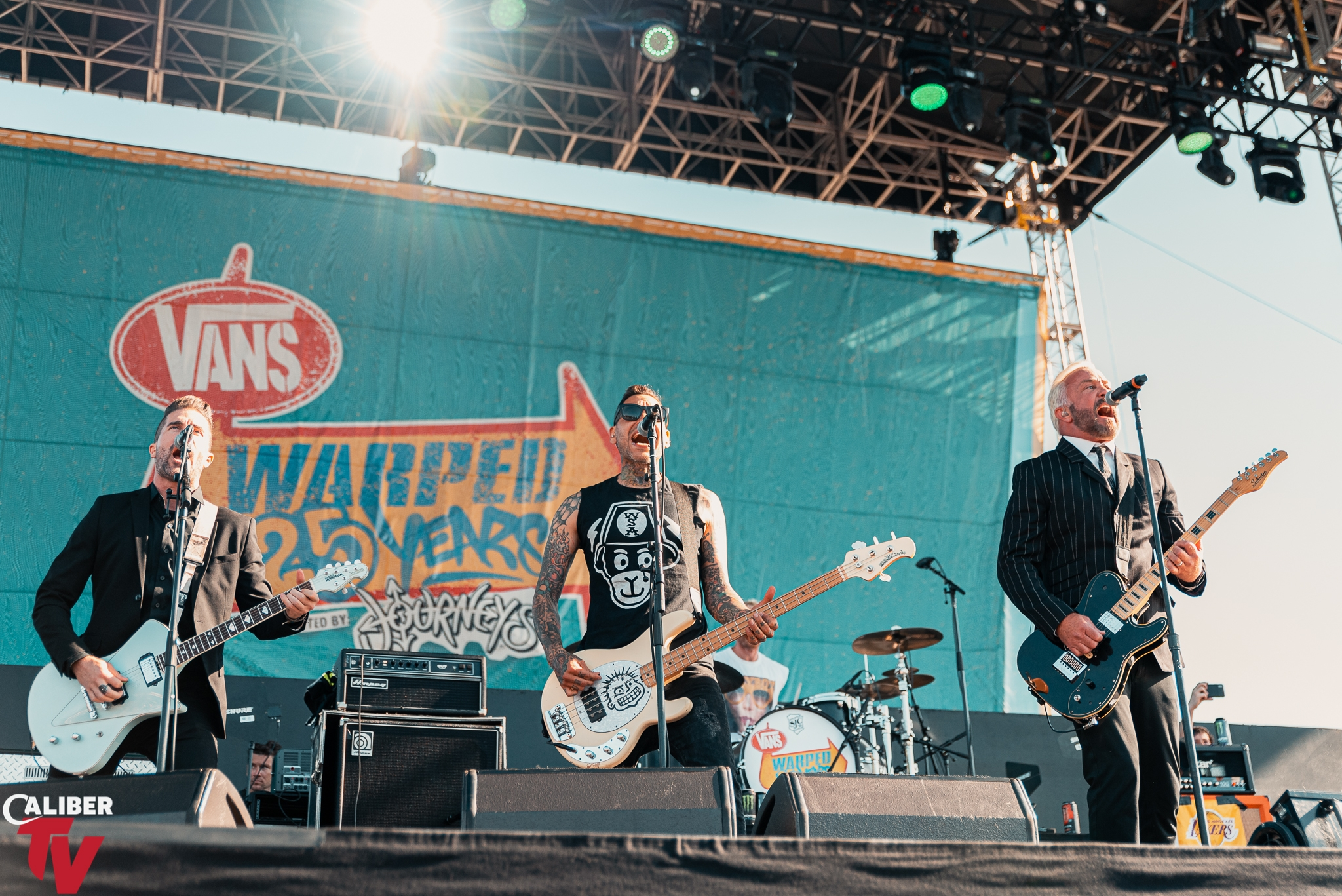 Vans Warped Tour 25th Anniversary (Day 1) – Mountain View, CA – 7.20.19