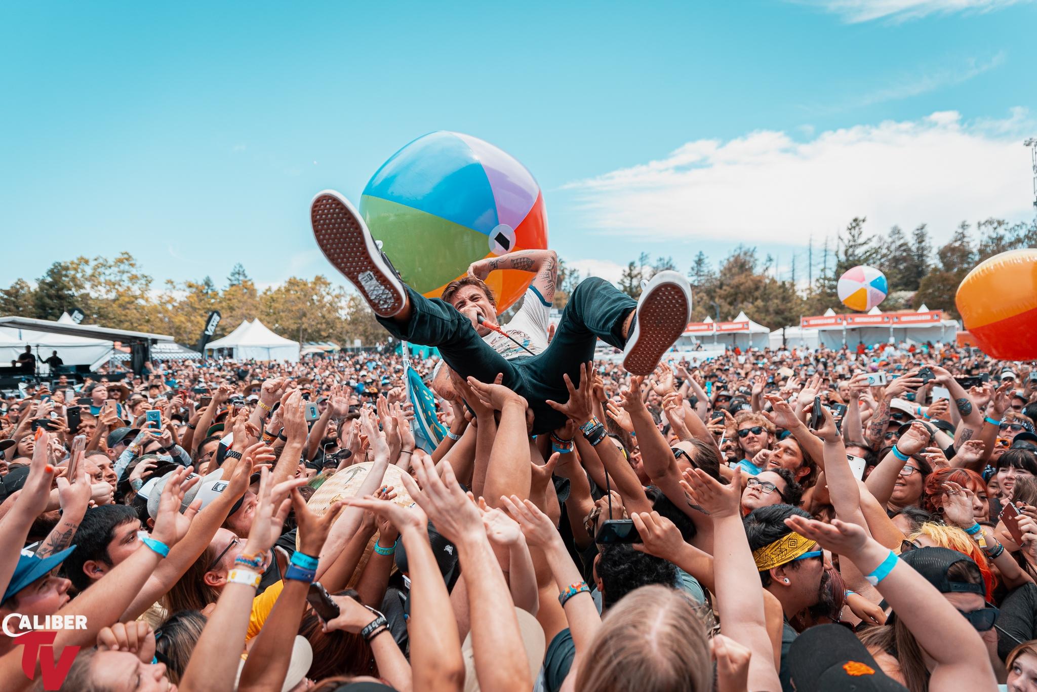 Vans Warped Tour 25th Anniversary (Day 2) – Mountain View, CA – 7.21.19