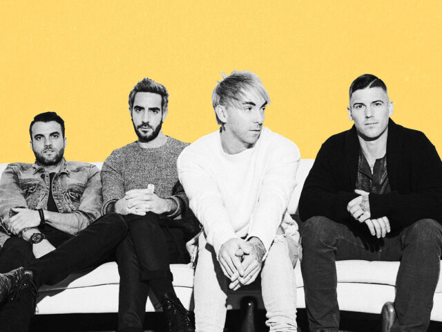 "ALL TIME LOW RELEASE ACOUSTIC RENDITION OF ""MONSTERS"""