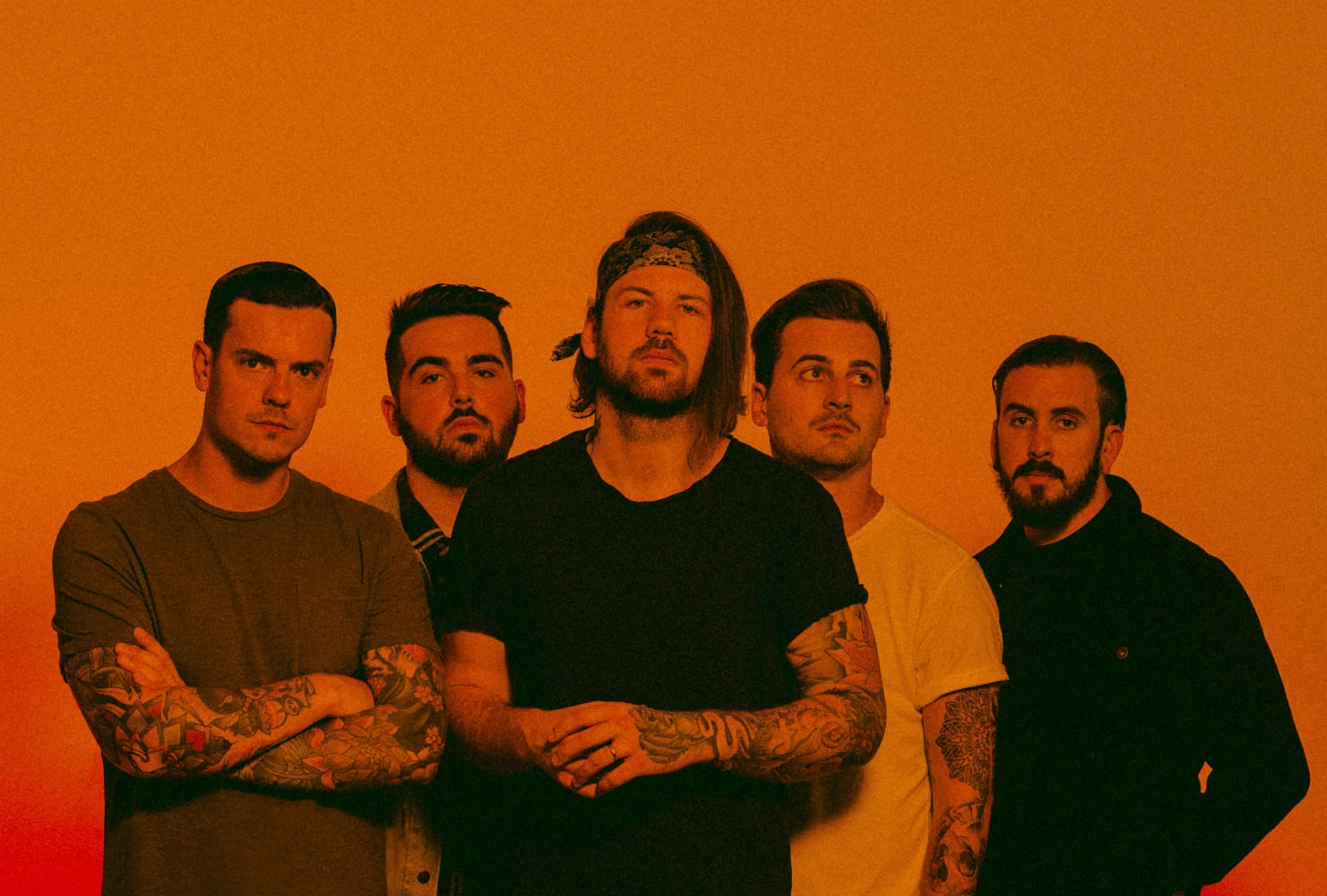 """BEARTOOTH GO GOLD WITH """"IN BETWEEN"""""""