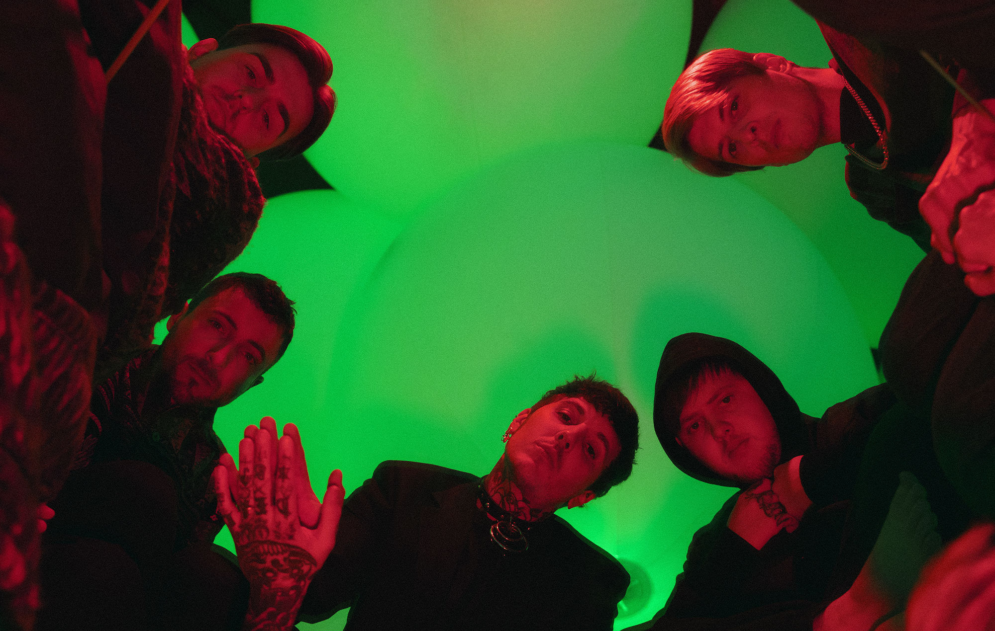 """BRING ME THE HORIZON UNLEASH MUSIC VIDEO FOR NEW SINGLE """"PARASITE EVE""""; ANNOUNCE 'POST HUMAN' EP SERIES"""