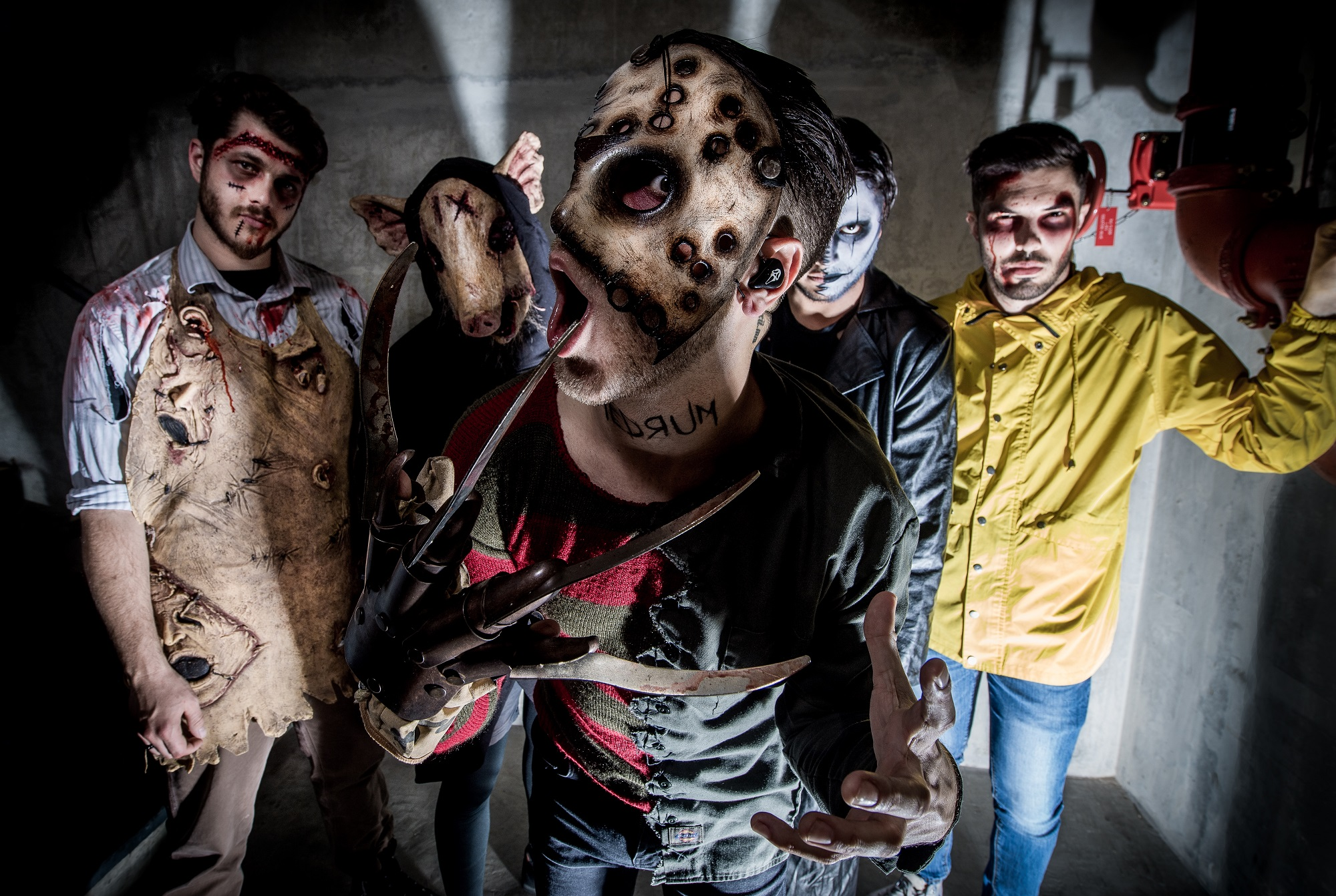 ICE NINE KILLS ANNOUNCE 'UNDEAD & UNPLUGGED AT THE OVERLOOK HOTEL' EP
