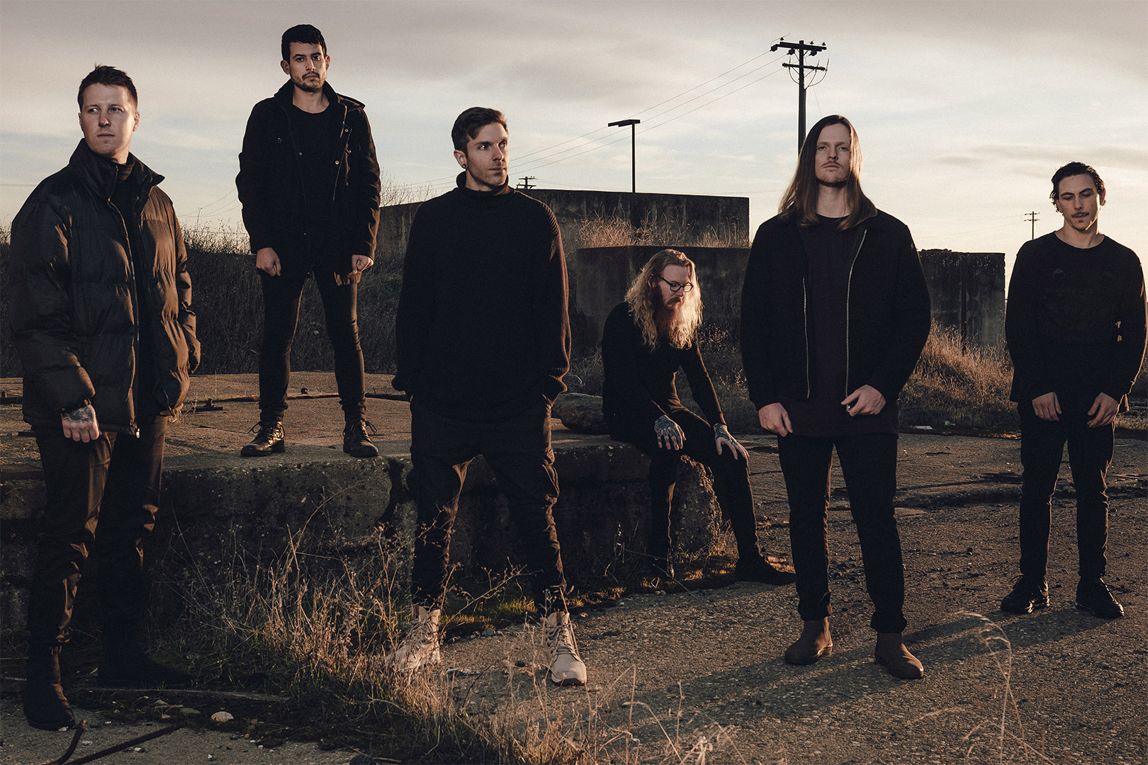 """KINGDOM OF GIANTS RELEASE NEW SINGLE """"BLUE DREAM"""" FEATURING MICHAEL BARR"""