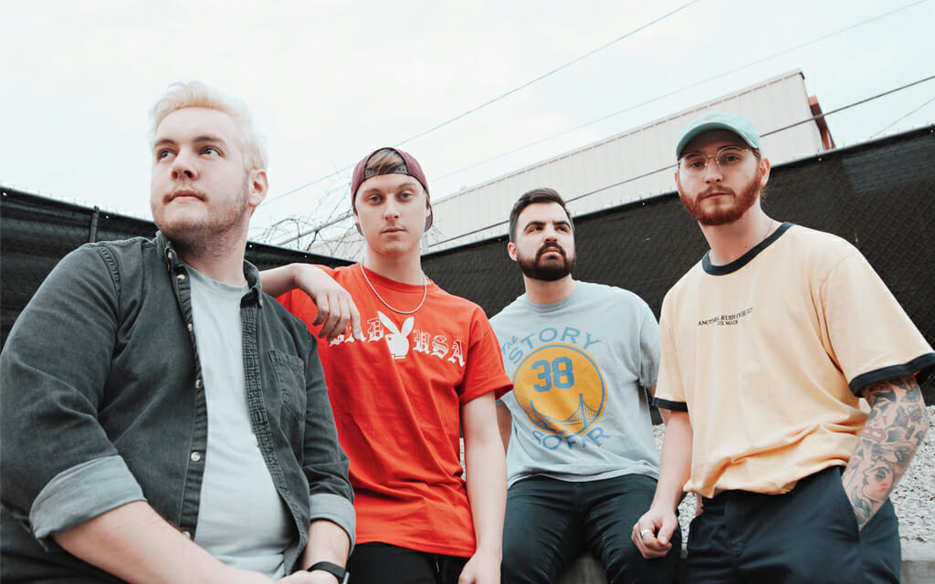 """STATE CHAMPS RELEASE """"CRYING OUT LOUD"""" & """"CRIMINAL"""" (ACOUSTIC)"""