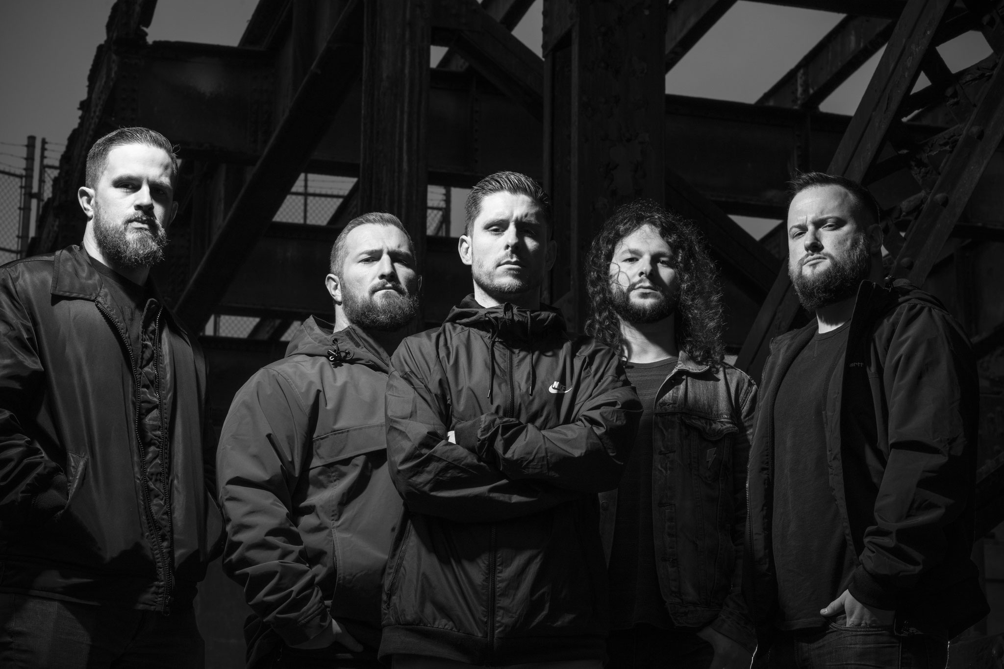 "WHITECHAPEL DROP ANIMATED MUSIC VIDEO FOR ""DOOM WOODS"""