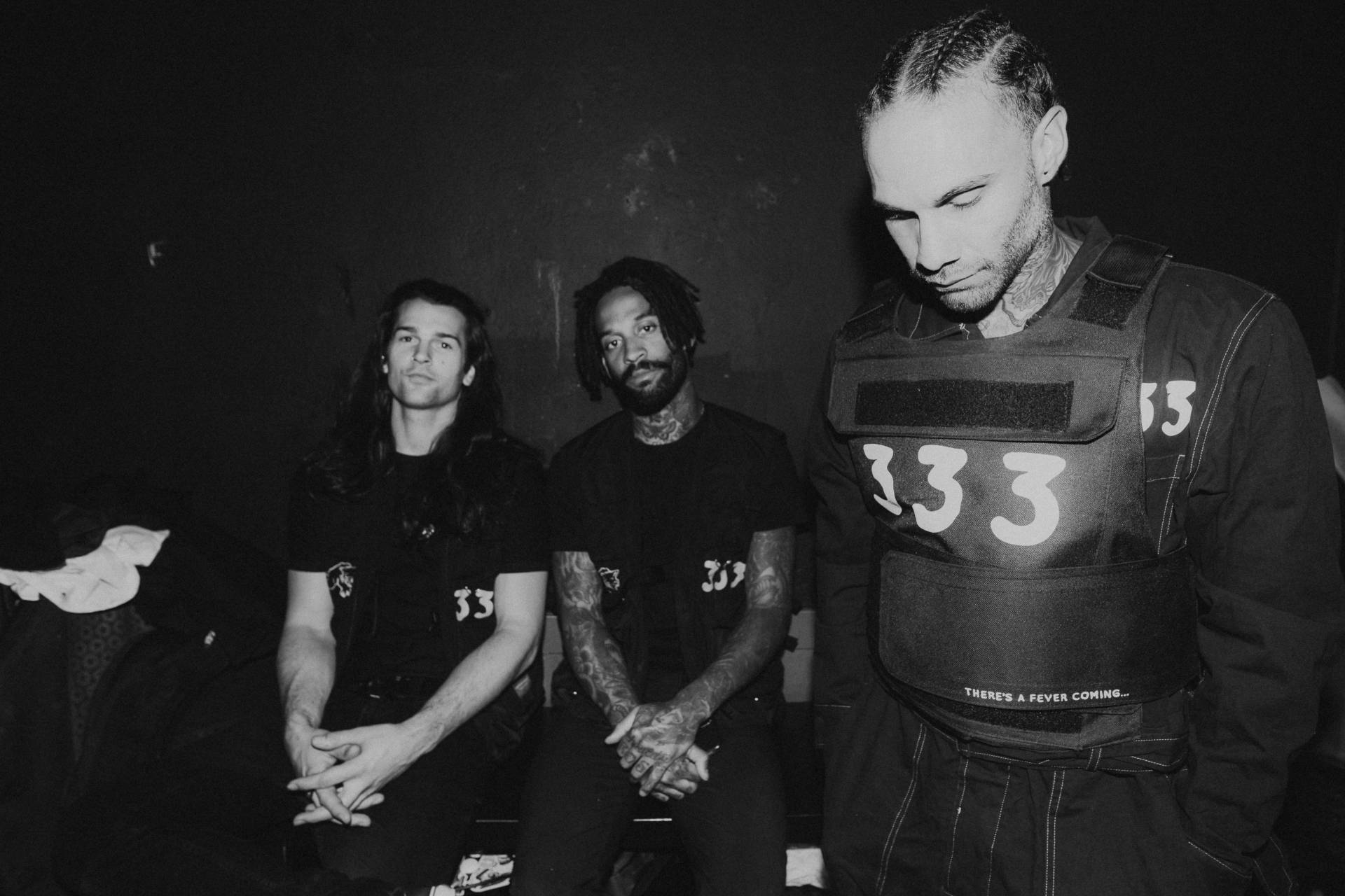 "FEVER 333 PREMIERE NEW SINGLE ""BITE BACK"""