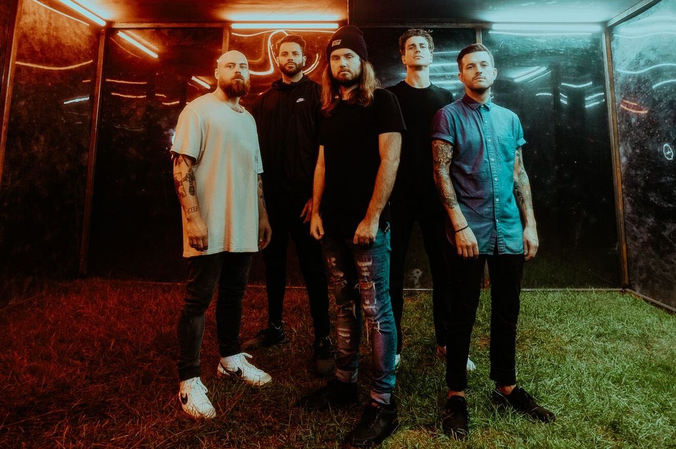 """FIT FOR A KING PREMIERE MUSIC VIDEO FOR NEW SINGLE """"LOCKED (IN MY HEAD)"""""""