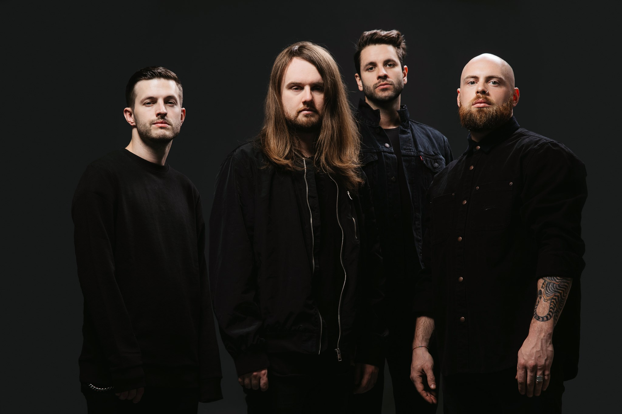 """FIT FOR A KING RELEASE NEW SINGLE """"GOD OF WAR""""; ANNOUNCE NEW ALBUM 'THE PATH'"""