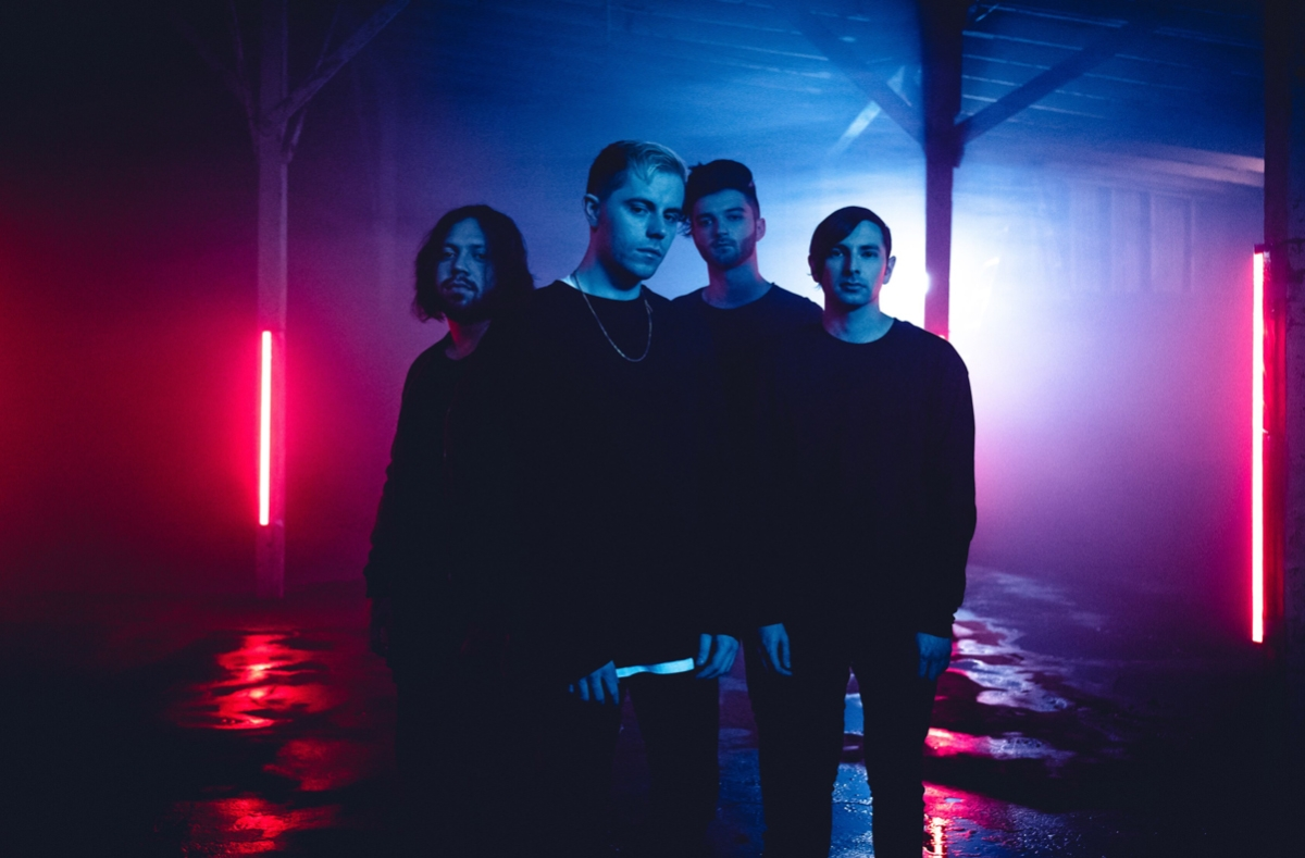 THOUSAND BELOW ANNOUNCE STRIPPED DOWN EP 'LET GO OF YOUR LOVE'; RELEASE MUSIC VIDEO FOR TITLE TRACK