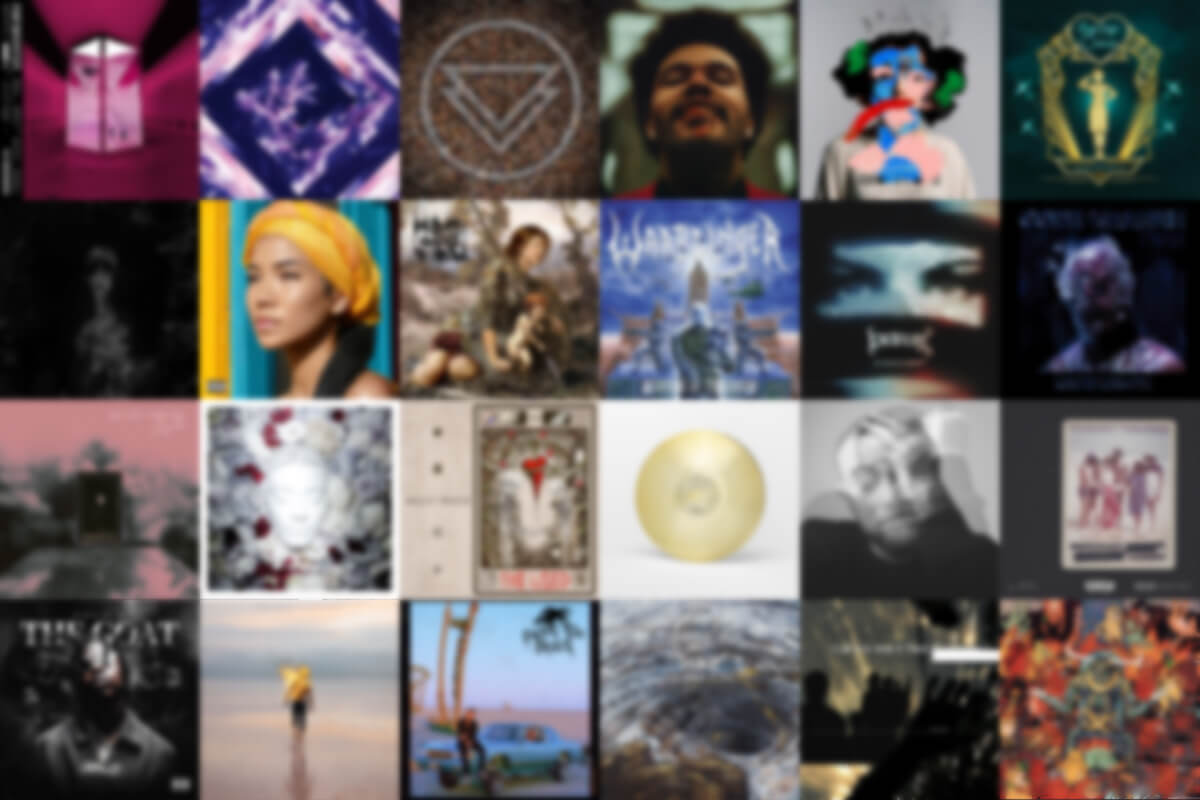 TOP ALBUMS OF 2020 SO FAR: YOURS & OURS