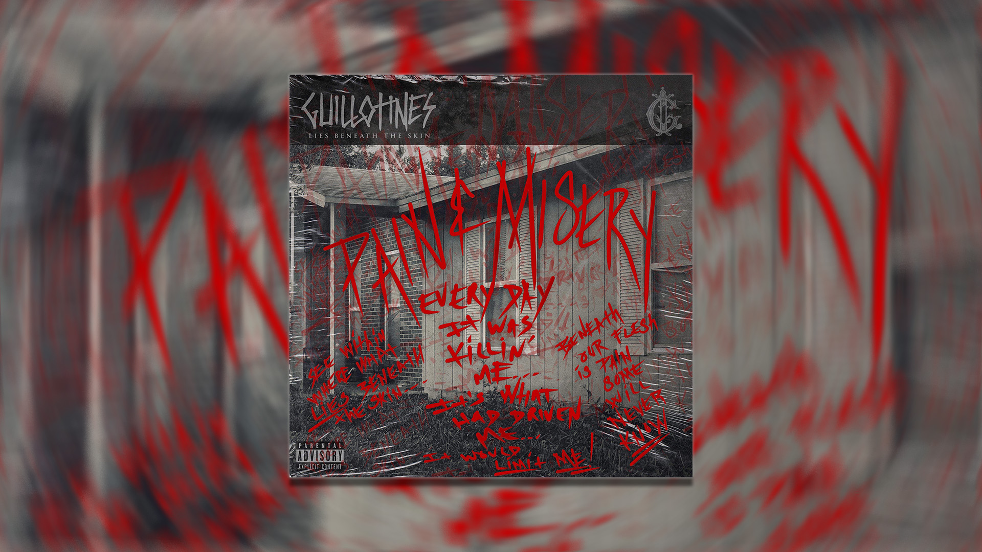 """TRACK ANALYSIS: GUILLOTINES – """"LIES BENEATH THE SKIN""""; FOR FANS OF HATEBREED AND BIGGIE SMALLS"""