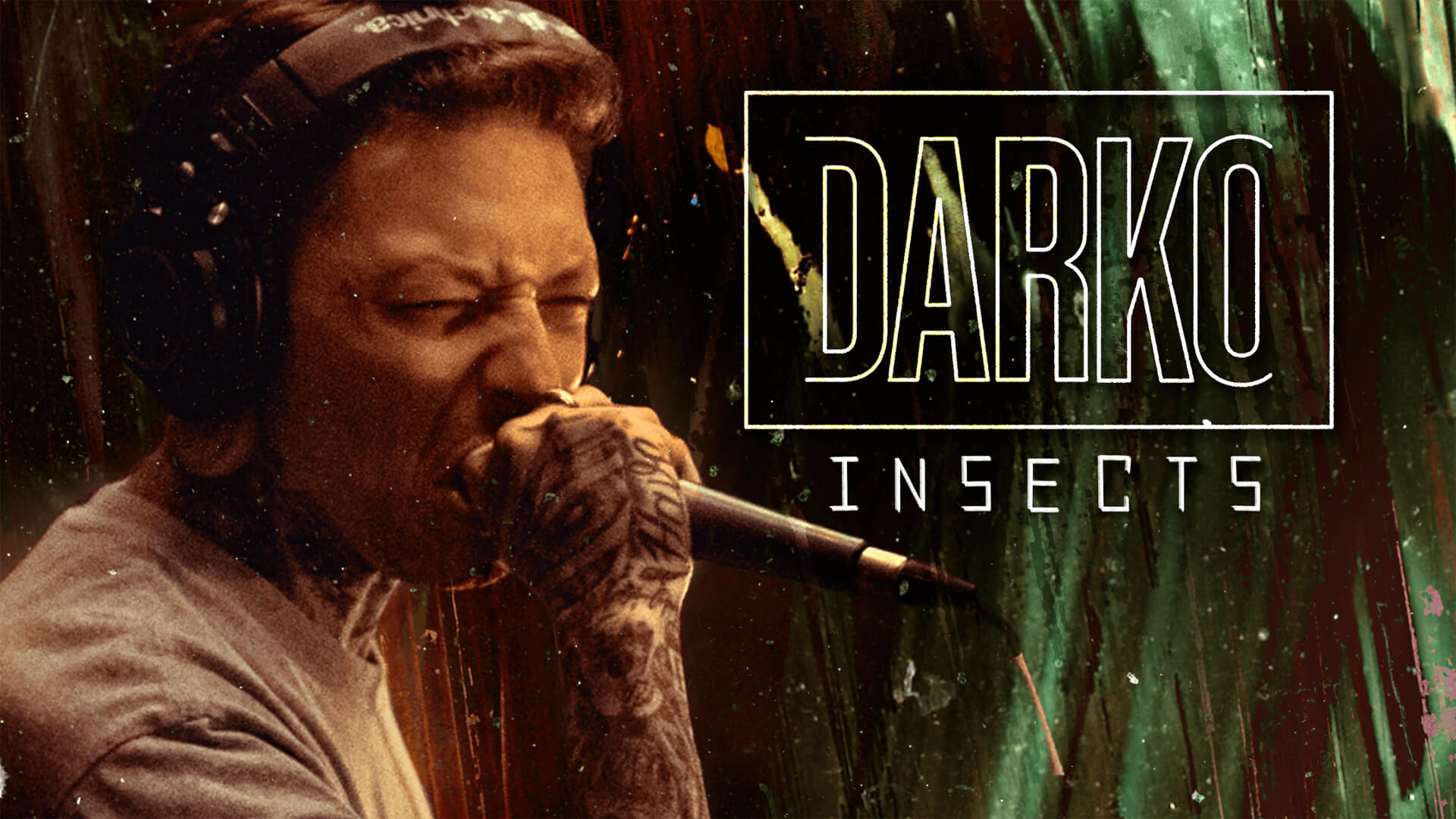 """LIVE: WATCH DARKO PERFORM A LIVE IN-STUDIO PERFORMANCE OF """"INSECTS"""""""