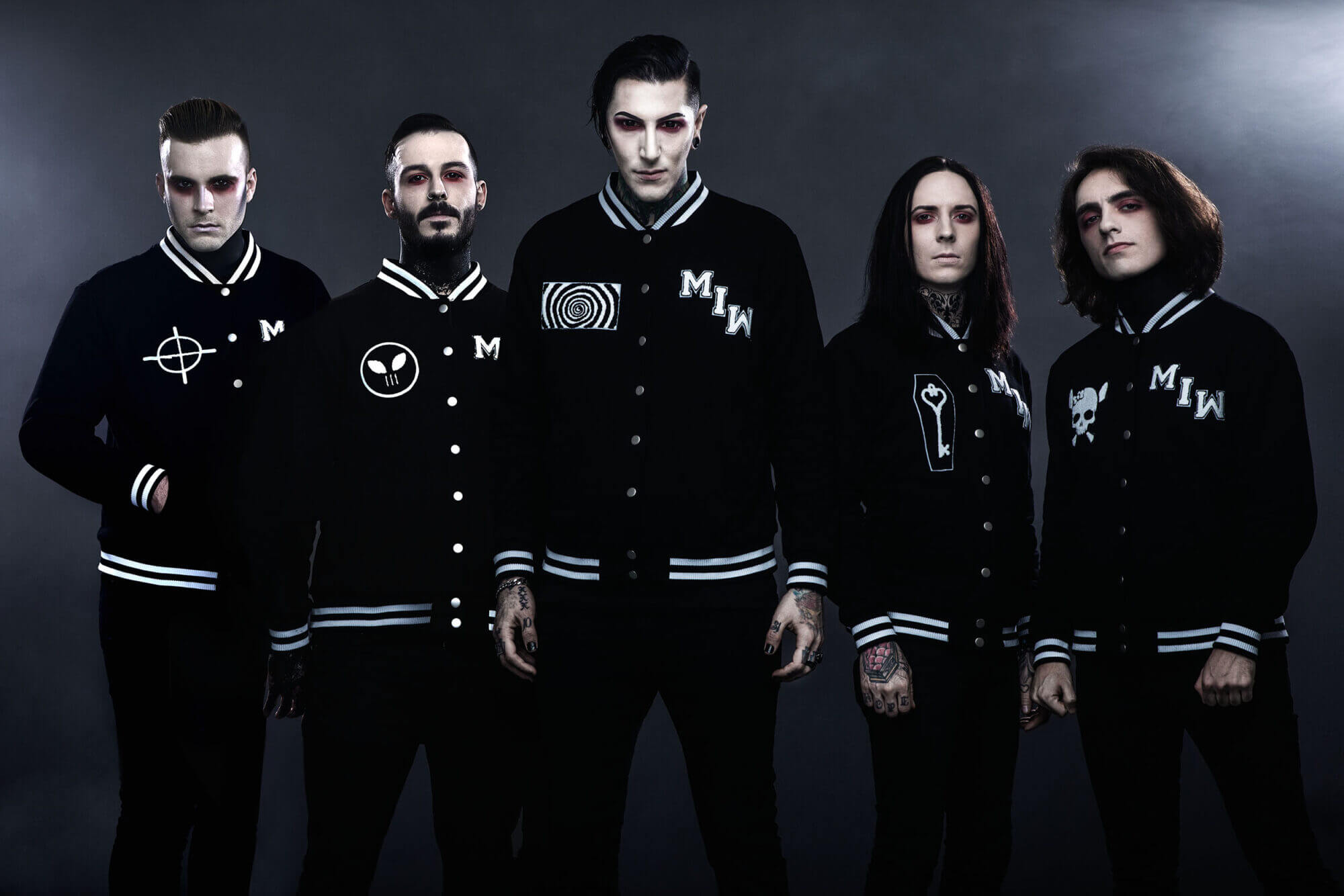 "MOTIONLESS IN WHITE RELEASE REIMAGINED VERSIONS OF ""ANOTHER LIFE"" & ""ETERNALLY YOURS"""