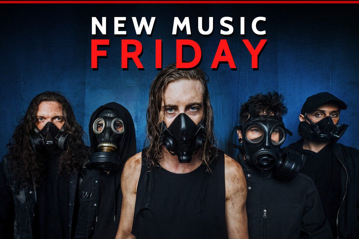 NEW MUSIC FRIDAY FEATURING IN HEARTS WAKE, SLAVES, FIT FOR A KING, AND MORE