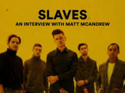 Slaves Interview with Matt McAndrew CaliberTV