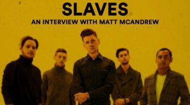 Slaves Interview with Matt McAndrew CaliberTV