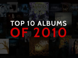Top 10 Album Of 2010 CaliberTV