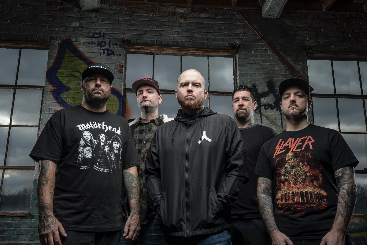 HATEBREED CRUSH NEW ALBUM 'WEIGHT OF THE FALSE SELF' AND 2020 (INTERVIEW)