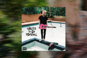 MGK IS ROCK'S NEW RAPPER ON 'TICKETS TO MY DOWNFALL' (REVIEW)