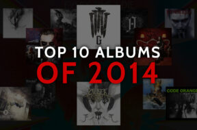 Top 10 Albums of 2014 calibertv post-hardcore metalcore