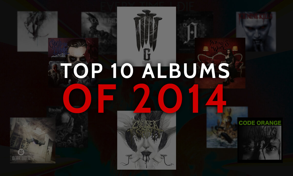 TOP ALBUMS OF THE 10S: 2014