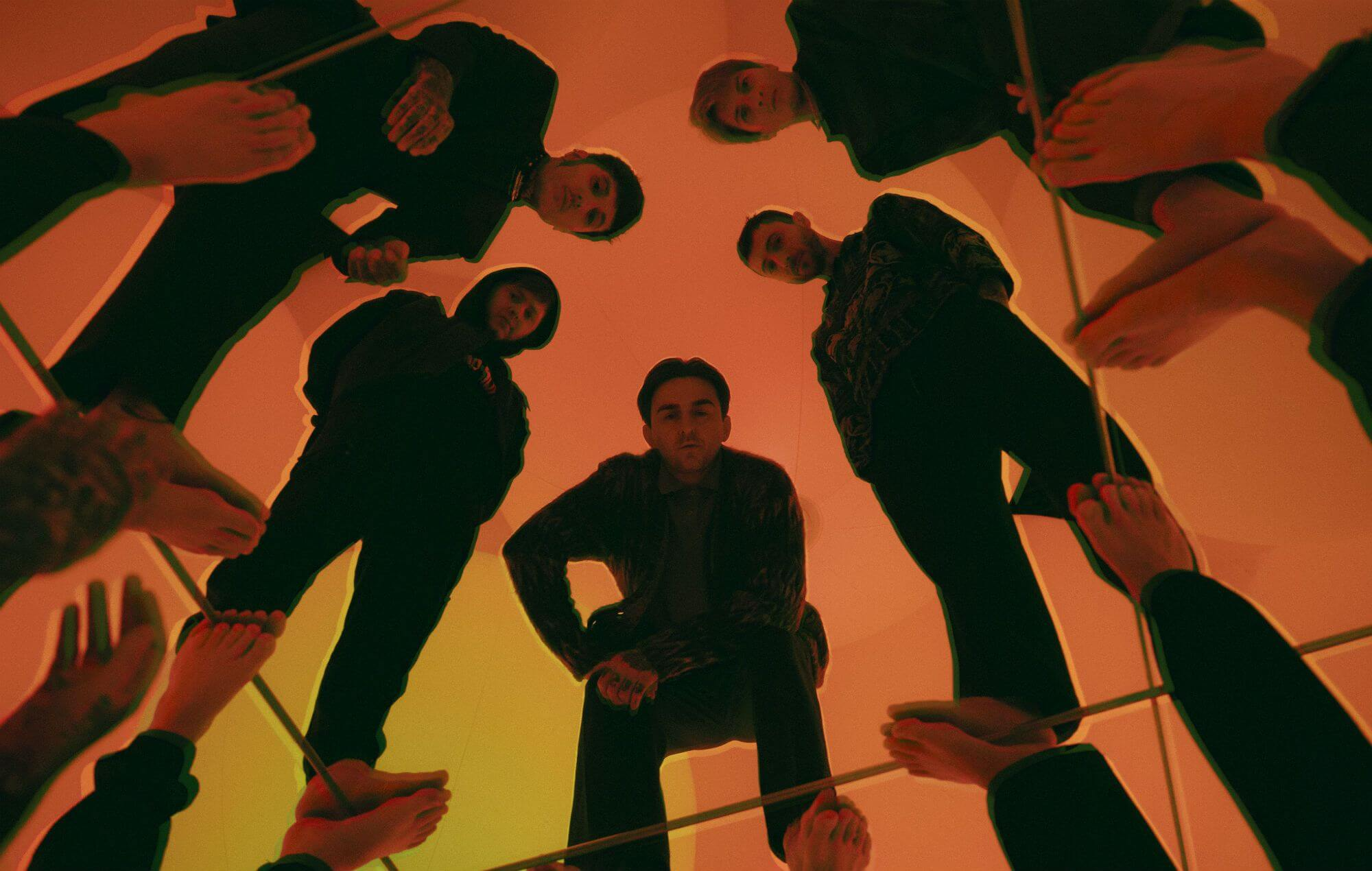 "BRING ME THE HORIZON PREMIERE NEW SINGLE ""TEARDROPS"""
