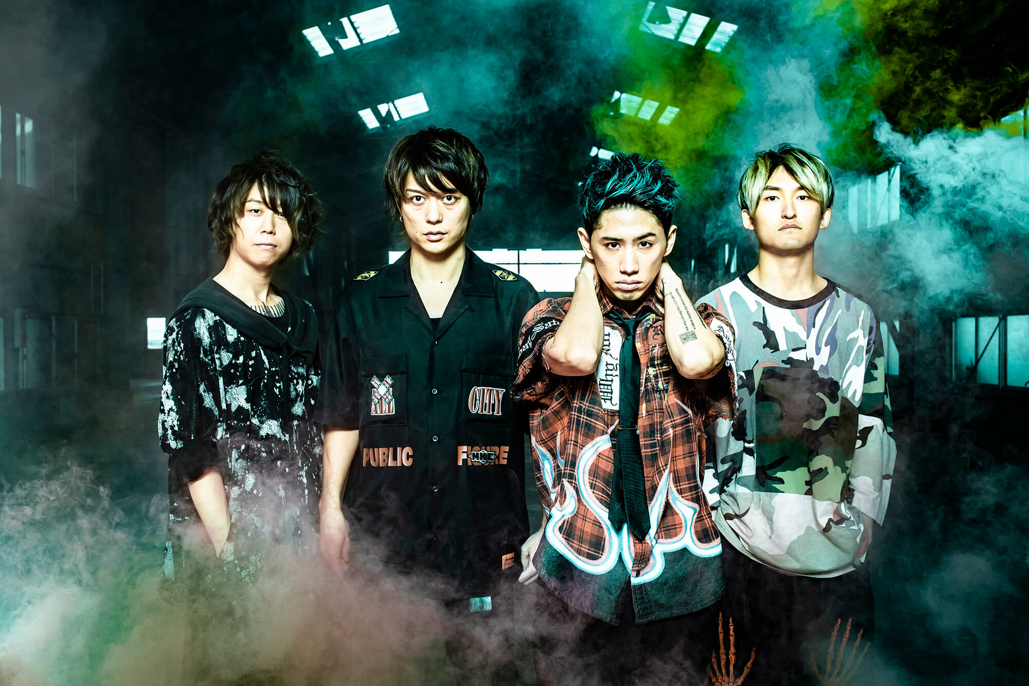 "WATCH ONE OK ROCK PERFORM ""WASTED NIGHTS"" LIVE ON THE 'EYE OF THE STORM' JAPAN TOUR"