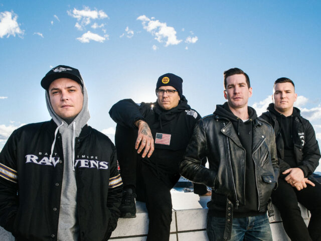 "THE AMITY AFFLICTION RELEASE ""MIDNIGHT TRAIN"" & ""DON'T WADE IN THE WATER"" B-SIDE TRACKS"