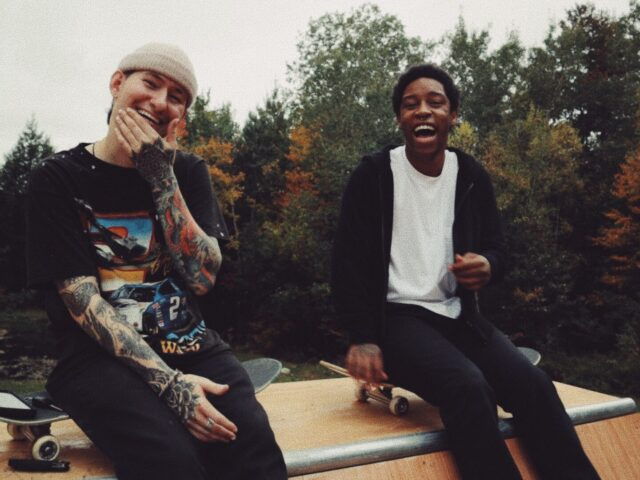 """NOTHING,NOWHERE RELEASES NEW SINGLE """"BLOOD"""" FEATURING KENNYHOOPLA & JUDGE"""
