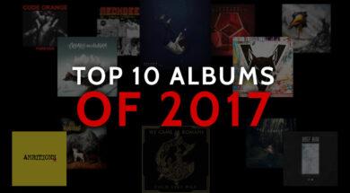 Top 10 Albums of 2017 CaliberTV – polaris asking alexandria wage war neck deep