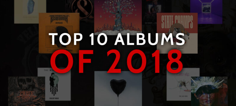 Top 10 Albums of 2018 – CaliberTV Dance Gavin Dance Architects Chelsea Grin Beartooth
