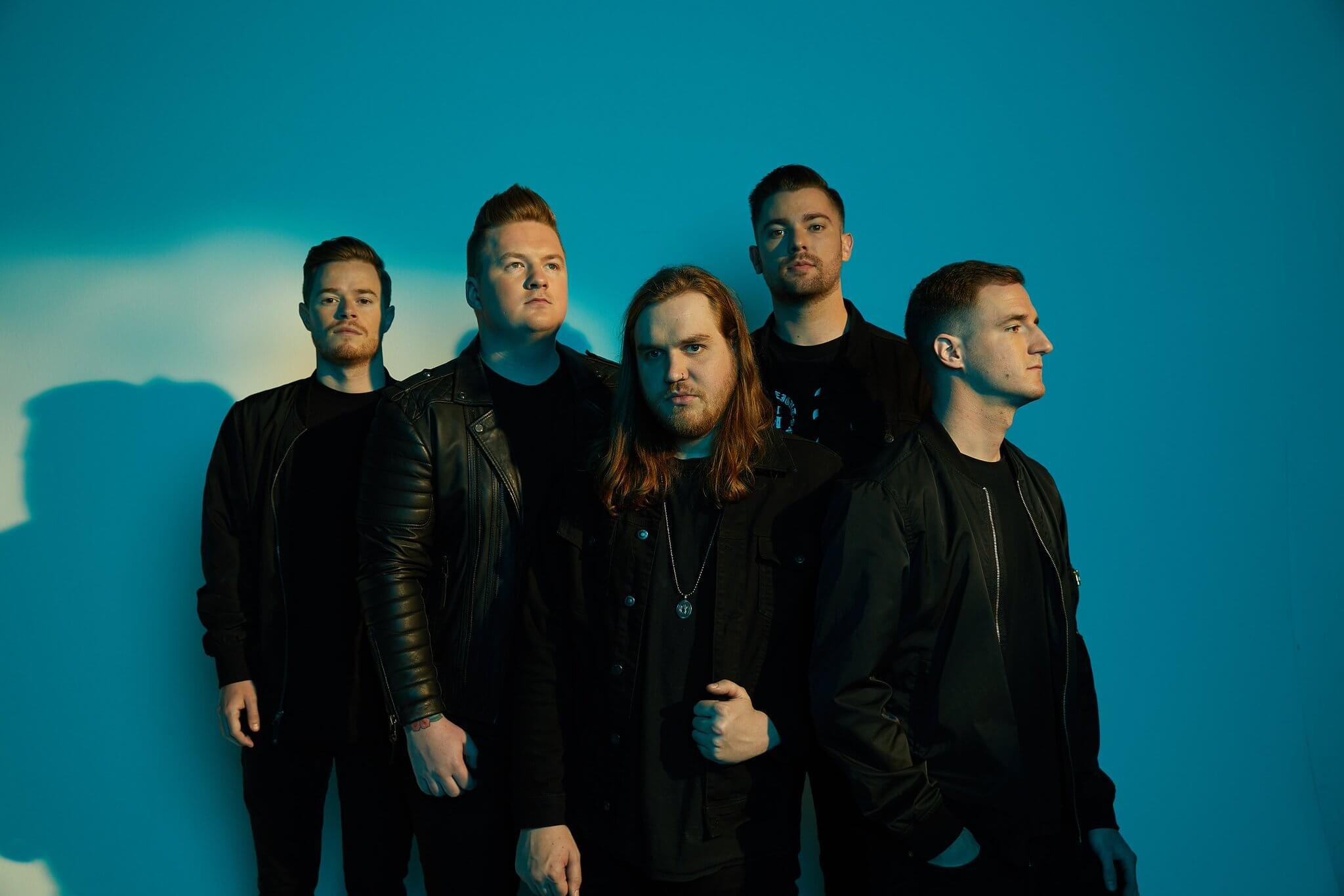"""WAGE WAR RELEASE 'BLUEPRINTS' B-SIDE TRACK """"SURROUNDED"""""""