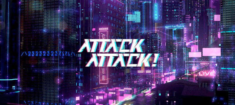 Attack Attack! Interview calibertv comeback return