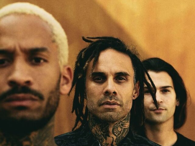 "FEVER 333 DROP ""WRONG GENERATION"" MUSIC VIDEO FEATURING TRAVIS BARKER"