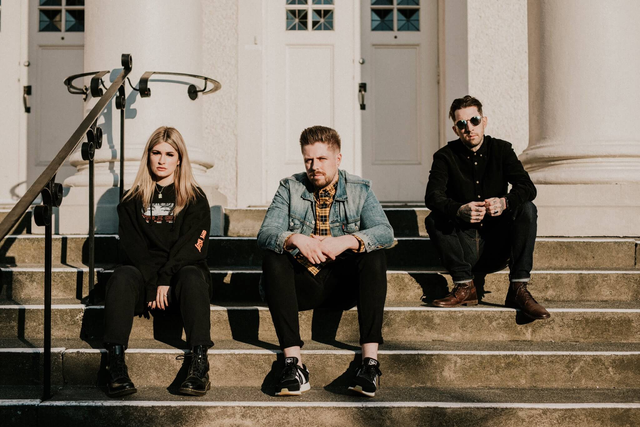 """SPIRITBOX RELEASE POWERFUL NEW SINGLE/MUSIC VIDEO """"CONSTANCE"""""""