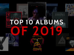 Top 10 Albums of 2019 CaliberTV – Sum 41 Slipknot Wage War One Ok Rock