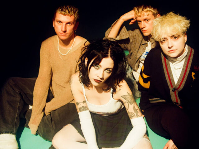 "PALE WAVES RELEASE MUSIC VIDEO FOR NEW SINGLE ""EASY"""
