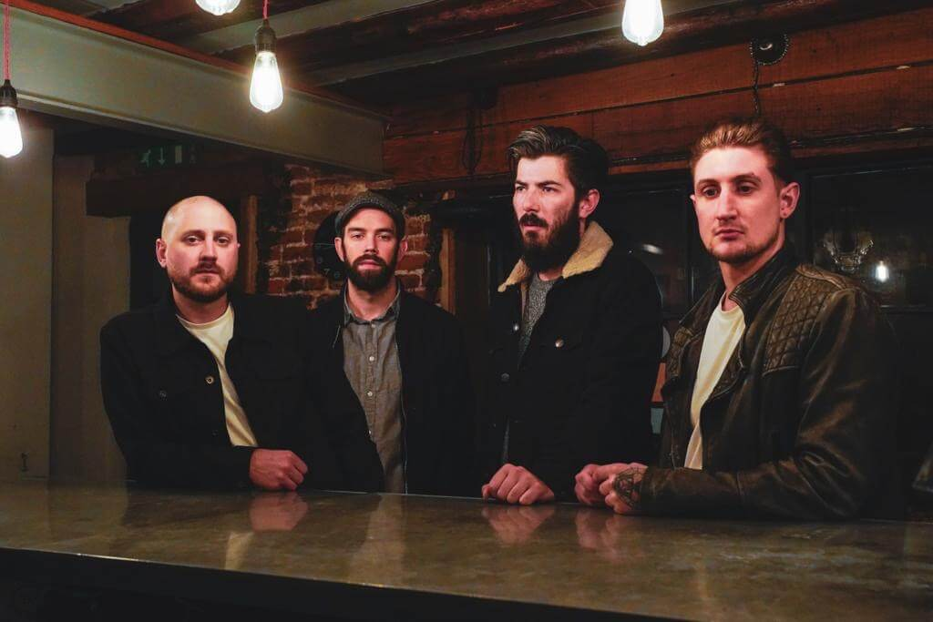 THE YOUNG HEARTS UNLEASH DEBUT ALBUM 'THE MODERN STATE'
